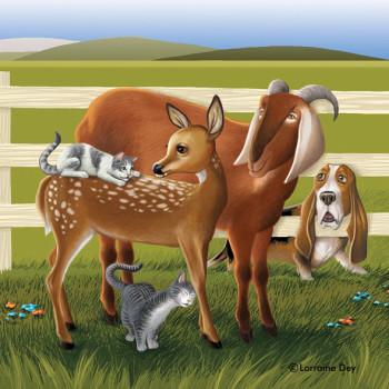 'Farm Animal Friends'