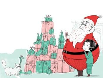 Squishy McFluff, Secret Santa