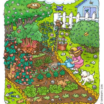 Liv's Garden