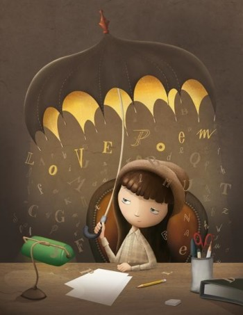 Poetry Rain
