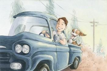 Dusty Drive