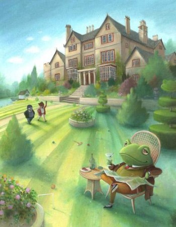 'Toad of Toad Hall'