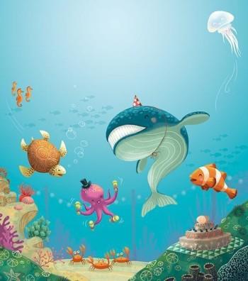 Histoires des Animaux de la Mer