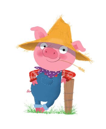 Farmer P Wiggly