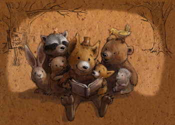 Forest Book Club