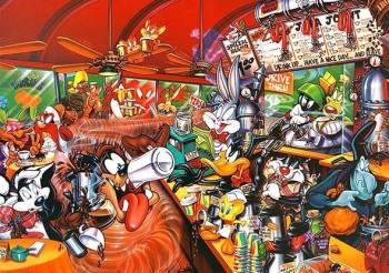 Warner Bros. Bugs' Java Joint
