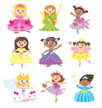 Princess dancers: Igloo Books