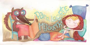 'Para leerte mejooorrr '- 'All the better to reed