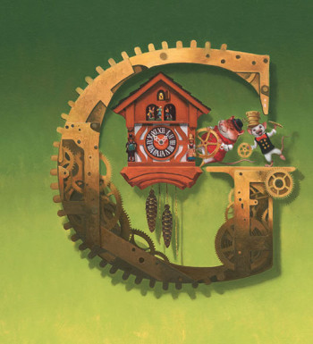 G is for Gears