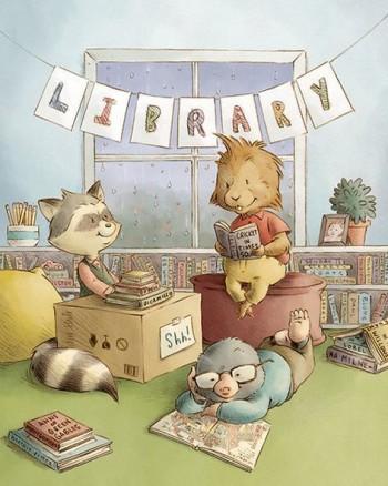 Rainy Day Library