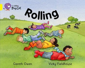 Rolling, HarperCollins Big Cat