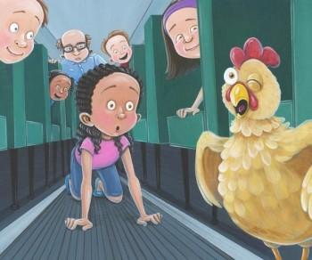 When I heard that sound, I knew what Chicken Licke