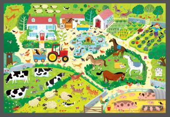 Usborne Farm Jigsaw