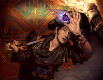 Brazen Freebooter - Magic: the Gathering, Rivals of Ixalan