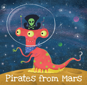 Pirate from Mars