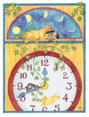All Around the Clock