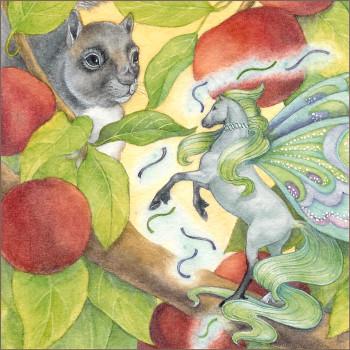Sumatra and the Squirrel