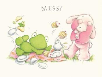 Mess!