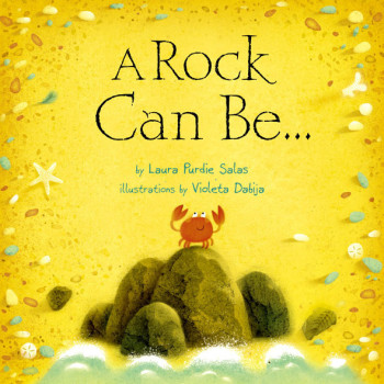 'A Rock Can Be...' cover