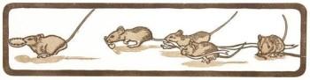 Mice on the run