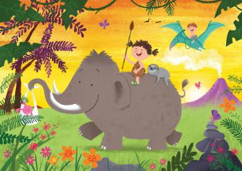 A Mammoth Adventure
