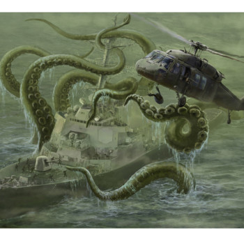 Sea Monsters in Our Time