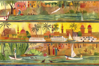 Nile panorama