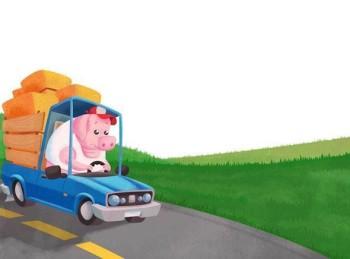 Piggy driver