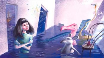 """Alice's Adventures in Wonderland"" by Lewis Carroll"