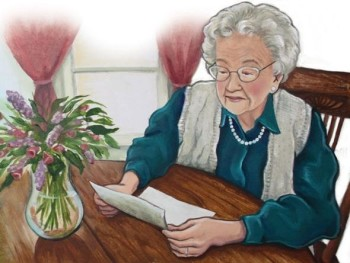 Letter to a Granddaughter