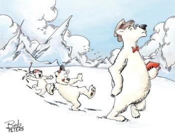 The Polar Bear Family
