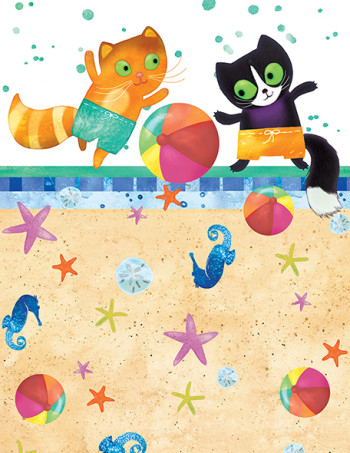 Sand and Surf Cats