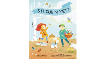 Alessandra Psacharopulo: Is It Purim Yet?
