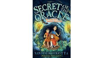 Freya Hartas: Secret of the Oracle
