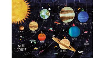 Carmen Saldana: Solar system