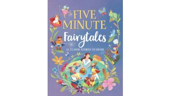 Alessandra Psacharopulo: Five-Minute Fairy Tales