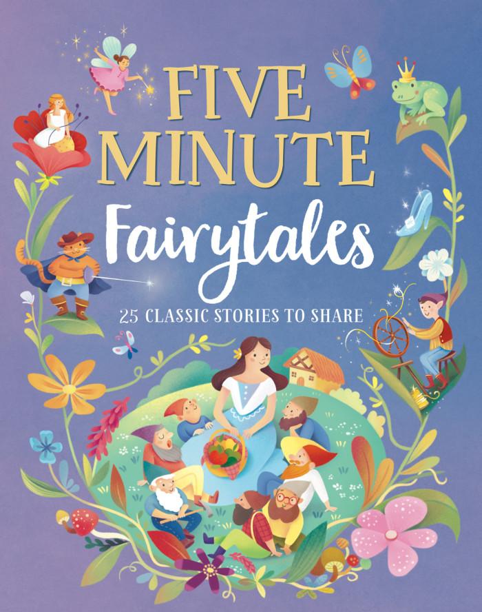 Five Minute Fairytales