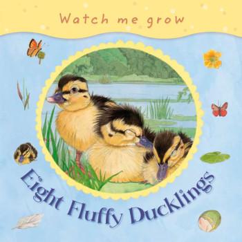 Eight Fluffy Ducklings