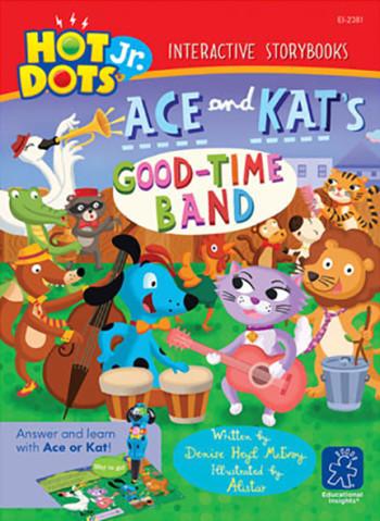 Ace and Kat good-time band