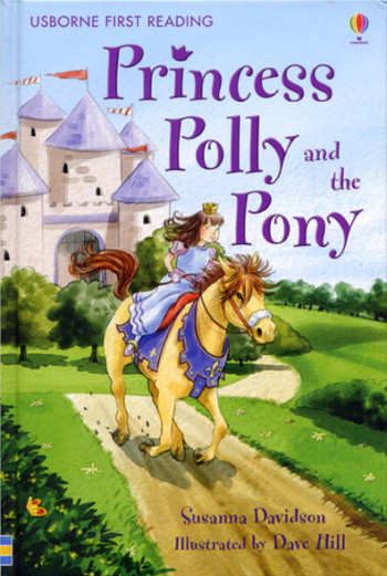 princess polly and the pony