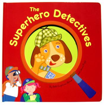 The Superhero Detectives