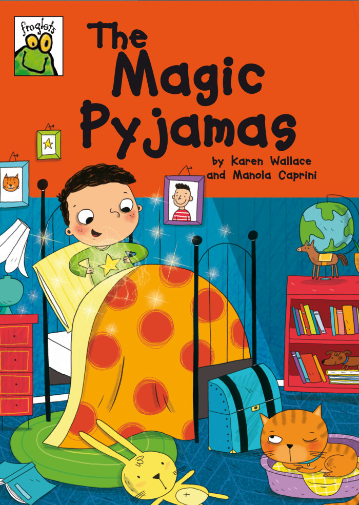 The Magic Pyjamas