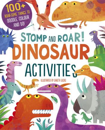 Stomp and Roar Dinosaur Activities
