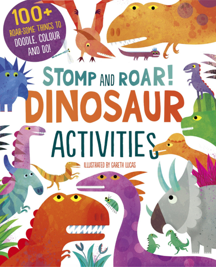 Stomp and Roar Dinosaur Activities