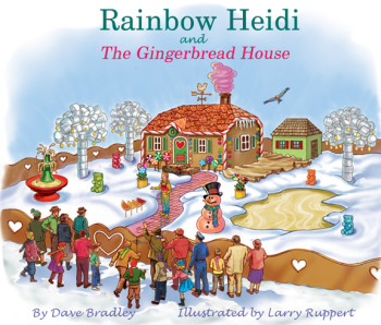 Heidi and the Gingerbread House