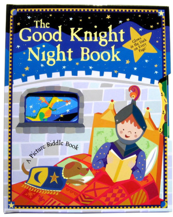 The Good Knight Night Book, A Picture Riddle Book