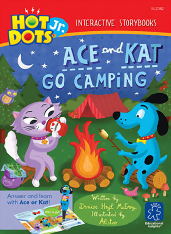 Ace and kay go camping