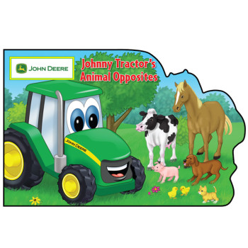 Johnny Tractor's Animal Opposites