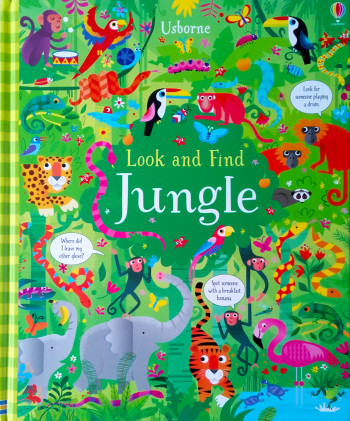 Look and Find Jungle