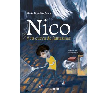 Nico y su cueva de fantasmas / Nico and his ghosts cave. (ARG)